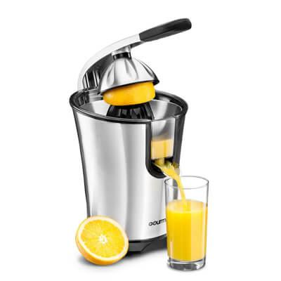 Best Citrus Juicers Gourmia EPJ100 Stainless Steel Electric Citrus Juicer