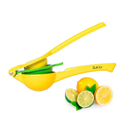 Best Citrus Juicers Zulay Kitchen Manual Citrus Fruit Press
