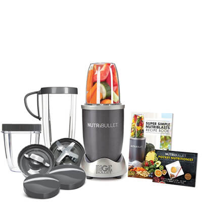 Best Blenders for Protein Shakes NutriBullet